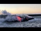 180620185pm Sunset Lava Boat