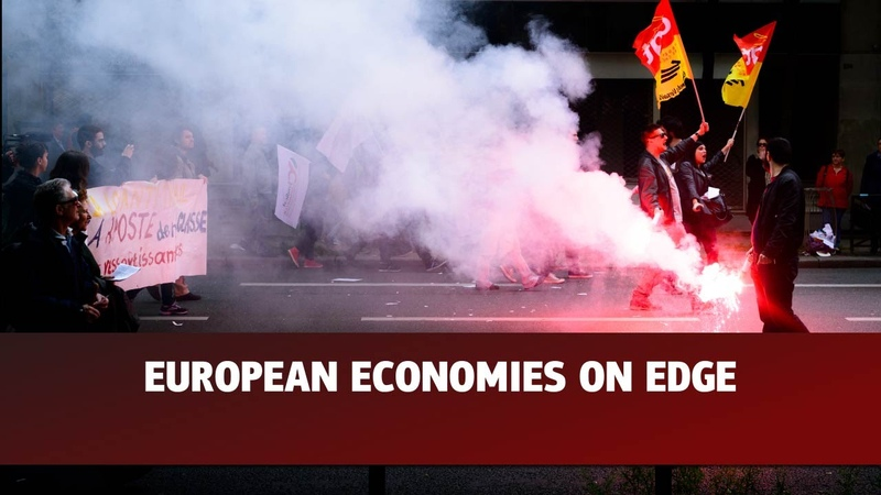 Интервью • Европейские экономики на грани
