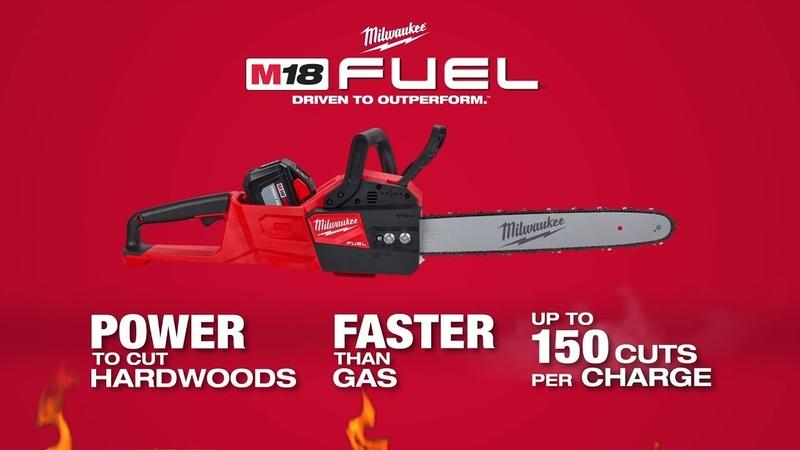 Milwaukee® M18 FUEL™ 16 Chainsaw