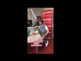 Алексей Воробьев в Прямом эфире Love Radio Instagram Stories Леши и Love Radio Москва 07.03.2018
