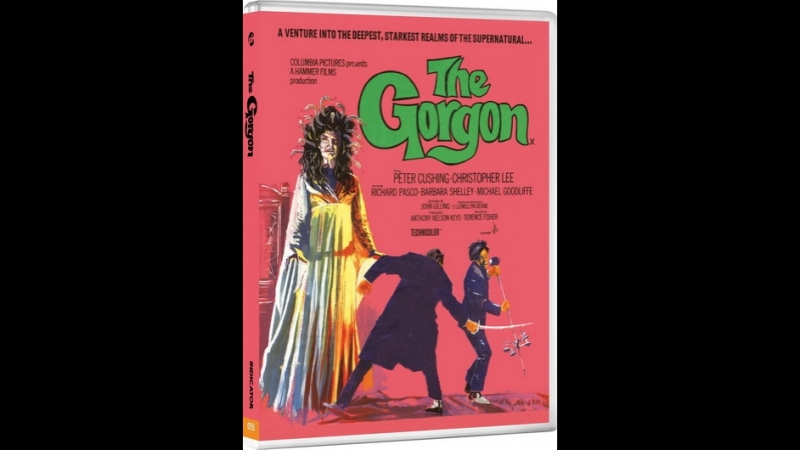 Горгона The Gorgon (1964)