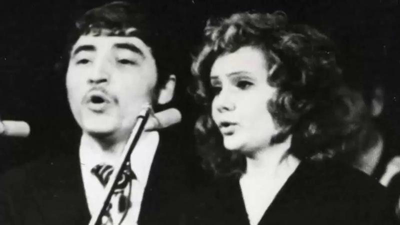 Марина Школьник ,,Рисуют мальчики войну,, ВИА ПРЕСТО 1976г
