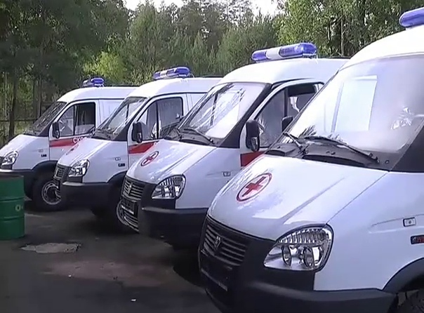 В Усть-Илимск поступят новые машины скорой помощи