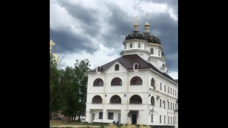 Святая Русь❤️Женский монастырь святого Николая угодника. Очень благостное место около городка Переяславль Залесский.Один из самы
