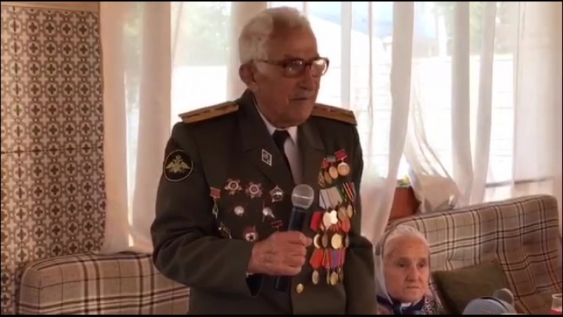 День Победы в КЧР 09.05.2018 г.