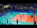 18.09.2018. 16:55 - Волейбол. Чемпионат мира. Мужчины. 5 тур. Группа D . Финляндия - Иран