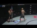 "Slam KO. Christian Lee sleeps Kotetsu ""No Face"" Boku with a suplex in R1."