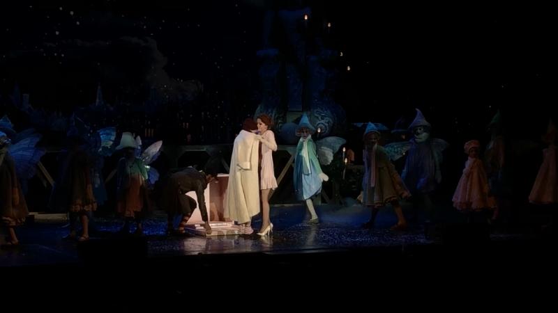 Наталья Фаерман «Ирен в поисках Оскара» (мюзикл «Оскар и Розовая Дама»)