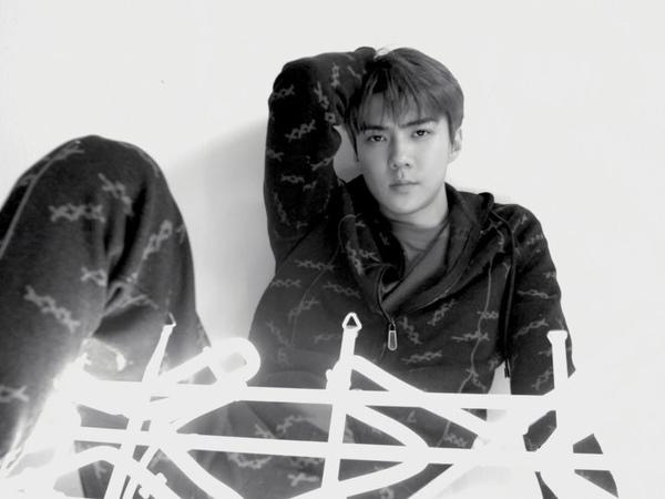 "Arena Homme Korea on Instagram: ""엑소 세훈 과 함께한 아레나 10월호. 강렬한 눈빛으로 촬영장 분위기를 압도한 그의 모습을 티저영상을 통해 감상해 보세요. 더 많은 이야기는 10월호에서 확인할 수 있습니다. _ @oohsehun ..."