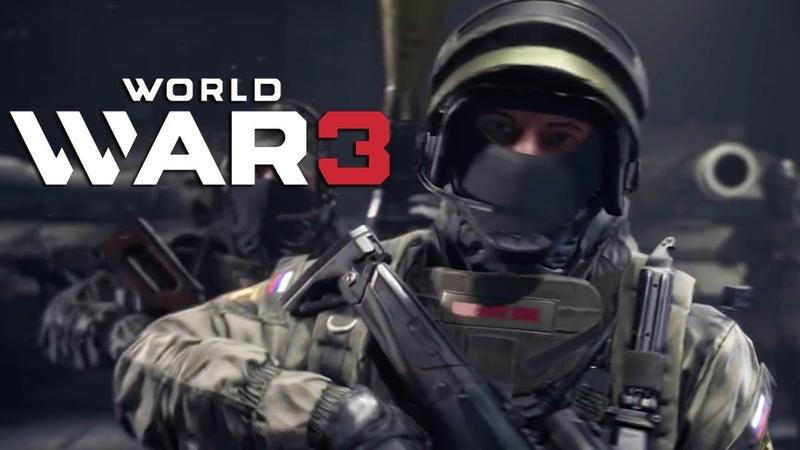 World War 3 - Announcement Trailer