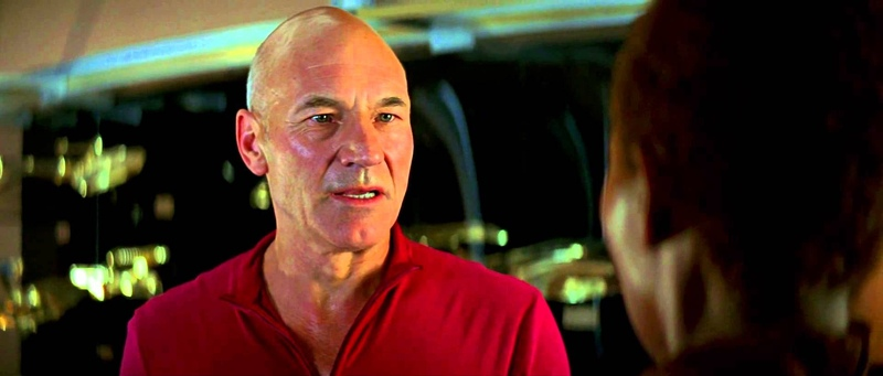 Jean-Luc Picard - The Line Must Be Drawn Here