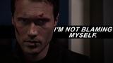 Grant Ward I'm not blaming myself