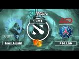 (RU#1) Team Liquid vs PSG.LGD - China Supermajor (09.06.18)