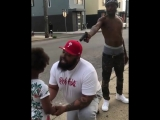 Сцена с насилием в рэпе, убийство XXXTentacion [NR]