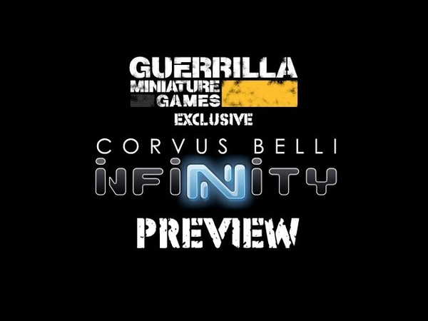 GMG EXCLUSIVE Infinity N3 Previews Securitate and Grenzer SWC Box