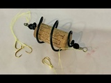 Float Feeder Rig For Silver Carp(1) DIY Surface Fishing - L