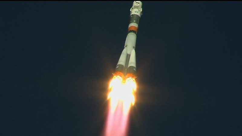 Crew Safe After Soyuz Launch Abort