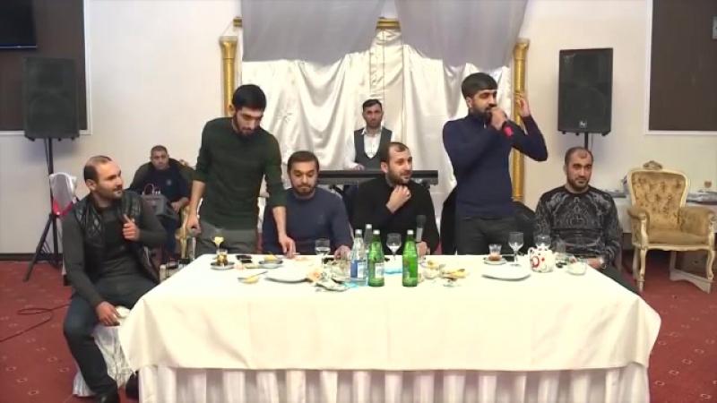 2018 Konkret MIRT QƏDİMYANƏ Meyxana (Necə Olar) - Rəşad,Mirfərid,Ruslan,Səbuhi,M