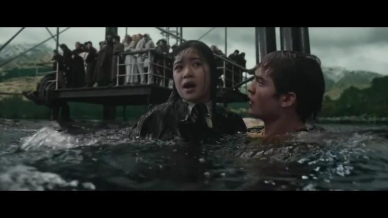 6 Гарри Поттер и Кубок огня Черное озеро