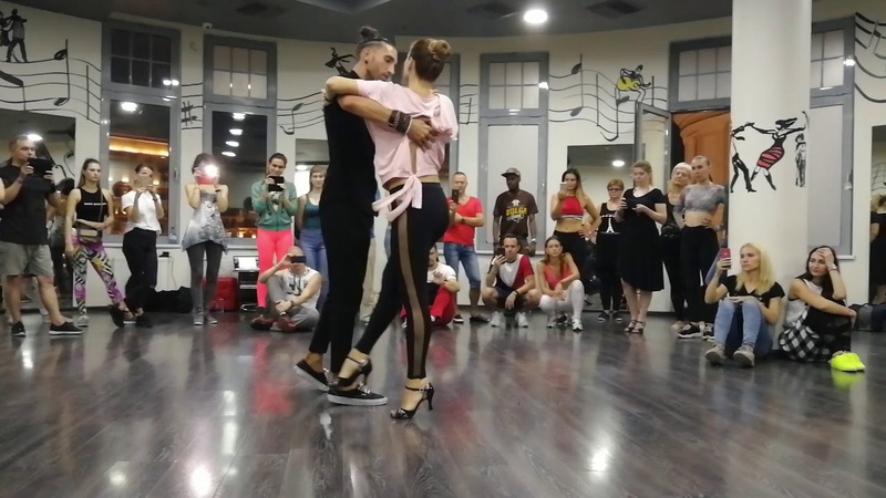 Fred nelson yulia permikina - all stars weekend - kizomba with tango influence day 1
