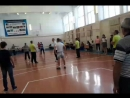 Волейбол для слепых мастеркласс Курск часть 2