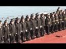 Флагман Северного флота - ТАРКР «Пётр Великий»