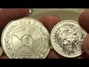 часть 2 чистка серебряных монет ссср рубль 50 копеек полтинник 1921 1922 1924 1925 1926 1927 1896