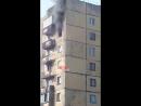 Пожар, 50 лет Октября, Норильск, 06.07.2018