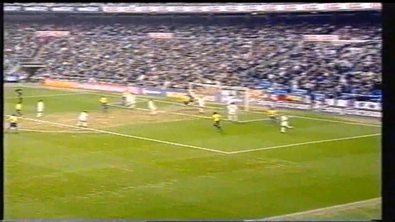 Реал Мадрид 7-0 Лас Пальмас (10.02.2002) | 25 тур Чемпионата Испании 2001/2002
