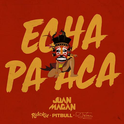 Juan Magan альбом Echa Pa Aca