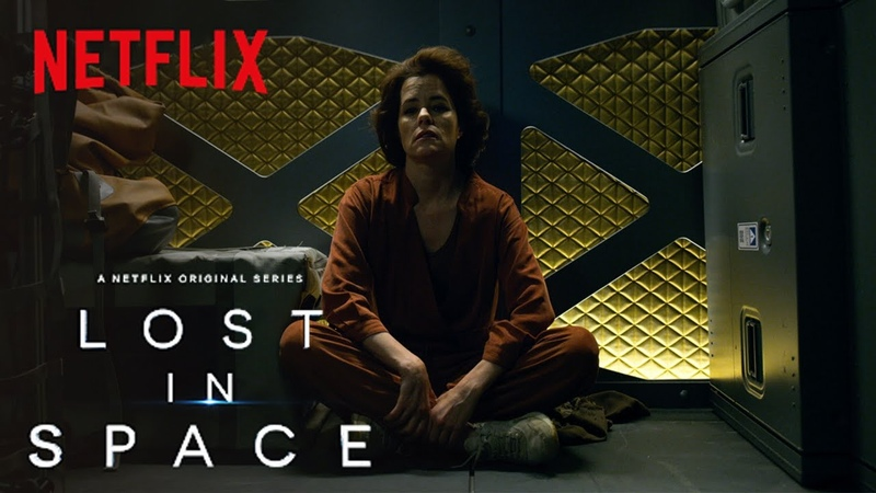 Lost in Space   Meet Dr. Smith [HD]   Netflix