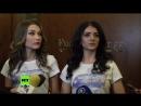In Schönheit wiedervereinigt- Wettbewerb Miss Donbass in Donezk überwindet Grenzen