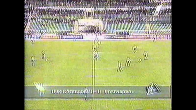 54 CL-1996/1997 IFK Göteborg - Rosenborg BK 2:3 (11.09.1996) HL
