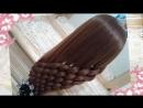 Peinados recogidos faciles para cabello largo bonitos y rapidos con trenzas para