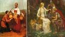 ЯБЛОКОМ ПО ЛБУ И ФИГУРКИ С ПЕНИСАМИ: Как флиртовали в разные времена