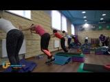 Групповые тренировки legs+abs в UniversalFit
