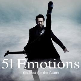布袋寅泰 альбом 51 Emotions -The Best For The Future-