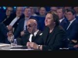 Семён Слепаков спел Путину в Кремле - А Говно живёт в полне 2017
