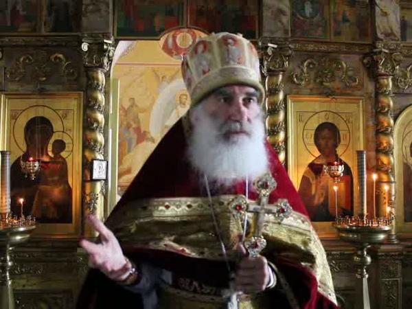 Проповедь настоятеля Св Никольского хр п Ракитное прот Николая Германского в Нед 3 ю по Пятидесятниц