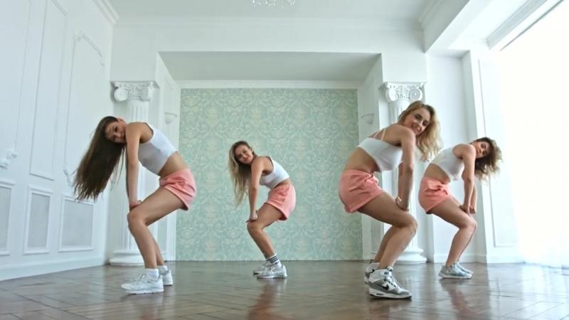 SEAN SAHAND BUMPAH - DANCEHALL choreo - FRAULES TEAM