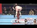 Hiragi Kurumi (c) vs. Miyako Matsumoto (Ice Ribbon - New Ice Ribbon 875 ~ March 2018)
