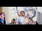 Серебряное шоу с Эльзой и Анной от Александры Рич