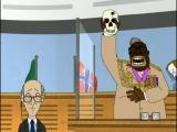 Monkey dust (38 обезьян) 12 серия