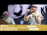 UFC 229 Embedded Vlog Series - Episode 5