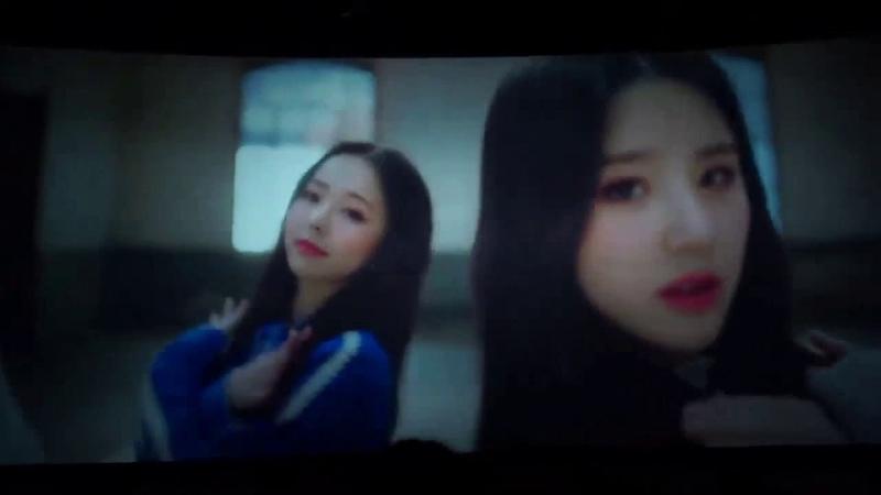 (이달의소녀/LOOΠΔ) 1/3 Choerry LoveLive Remix 희진 하슬 비비 최리 지금, 좋아해