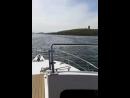 Катание на катере Владивосток