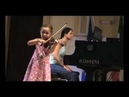 Alma Deutscher aged 5 playing Rieding violin concerto 2nd and 3rd mov