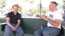Алекс Брежнев берет интервью у Вегабонда
