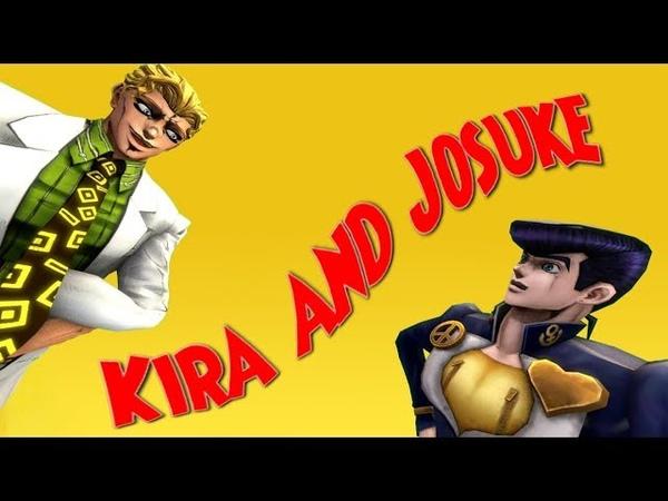 [SFM] Kira and Josuke - Tom And Jerry Parody (Bad JoJokes Collab)