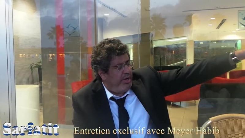 « Fou de rage » contre Macron, Meyer Habib annonce un « attentat » imminent en France